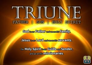 Triune - Series on the Trinity