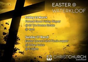 Easter@Waterkloof 2016