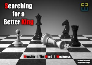 Kings - Searching for a Better King