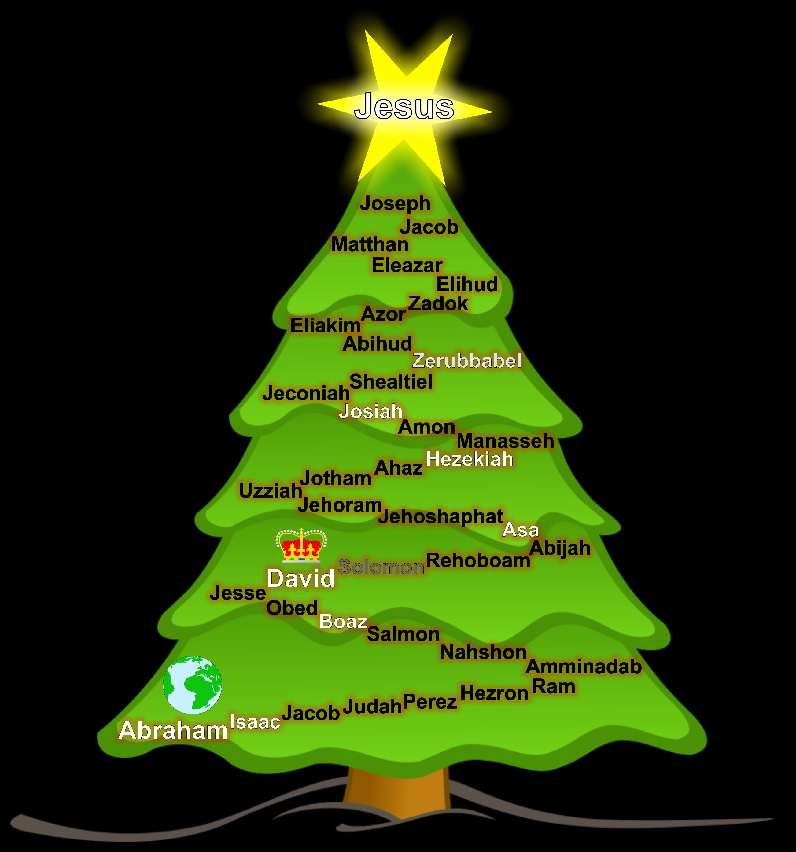 Matthew 1:1-21 – A light in the darkness (A Chrismas Sermon) – David ...